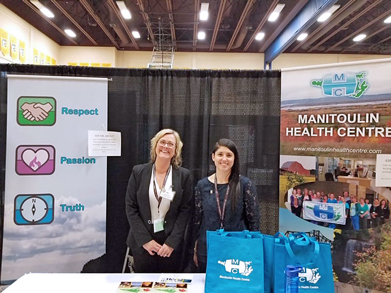 MHC represented at Cambrian College's 2020 Career Fair