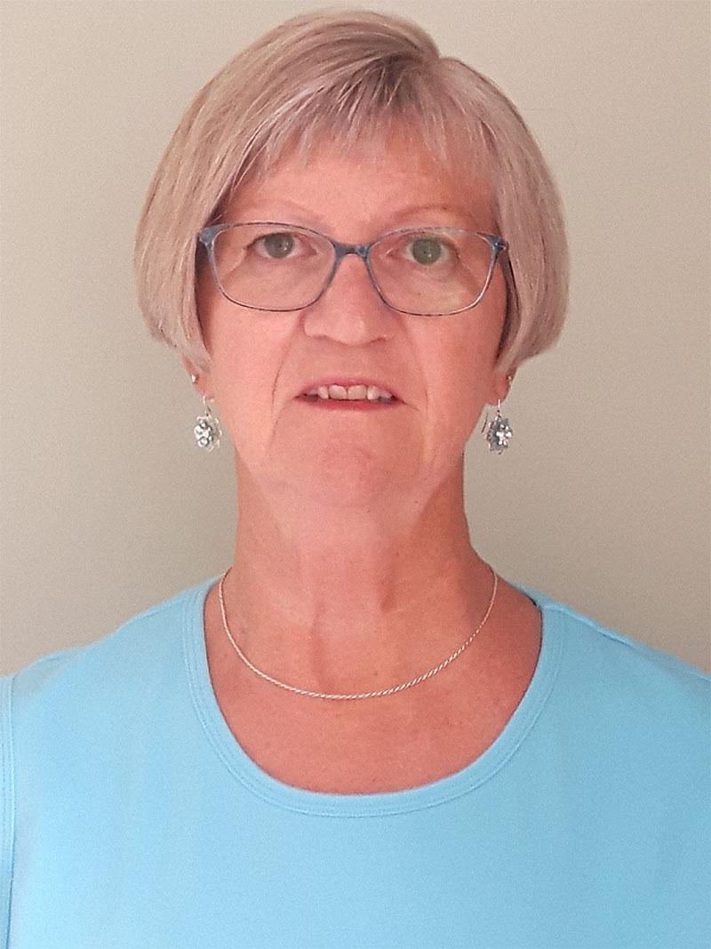 Photo of Sharon Terry